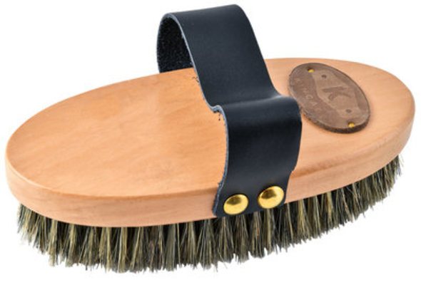 Kincade Wooden Deluxe Body Brush