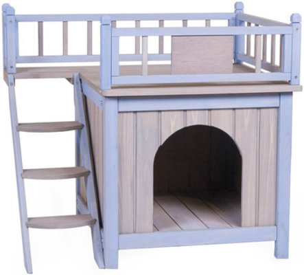 King's Kastle Pet House, Blue