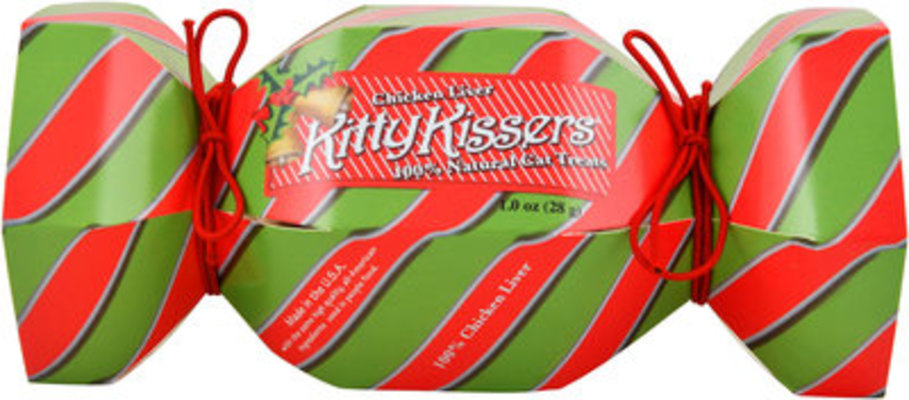 Kitty Kissers Candy Wrapper Gift Box