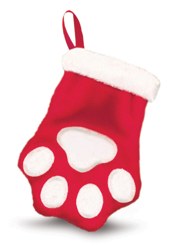 c4b5c962606 Kong Holiday Paw Stocking