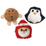 KONG&#174 Holiday Scrattles, each