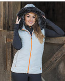 Ladies Aubrion Thistledown Padded Gilet