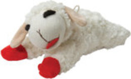 Lamb Chop Plush Dog Toys