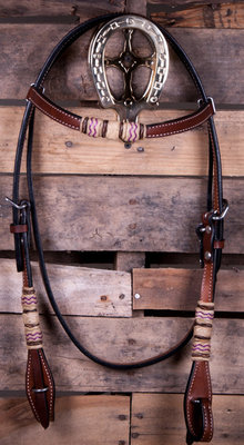 Laredo, Browband Headstall