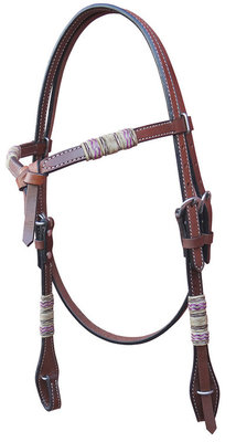 Laredo, Knotted Headstall