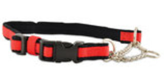 Large Adjustable Limited-Closure Training Collar