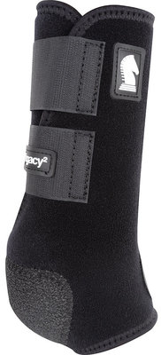 Classic Equine Legacy 2 Front Boots, Large