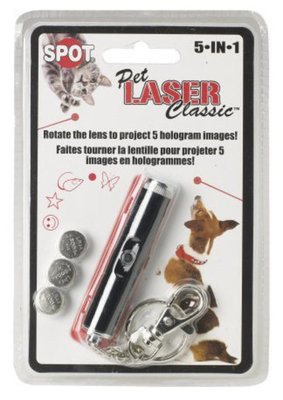SPOT Pet Laser Classic 5-in-1