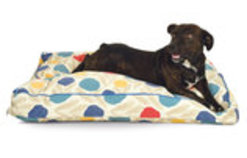 "Laura Ashley Pet Pillow Bed, 36"" x 26"" x 4"""