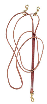 Royal King Leather Draw Reins