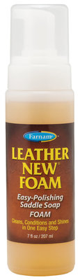 Farnam Leather New Foam, 7 oz pump