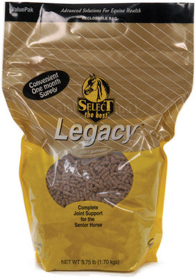 Legacy™ Pellets for Senior Horses, 10 lb (80 day supply)