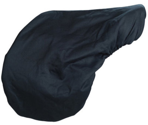 Lettia Fleece Lined Saddle Cover, Dressage