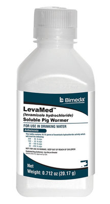 LevaMed Soluble Pig Wormer, 20.17 g
