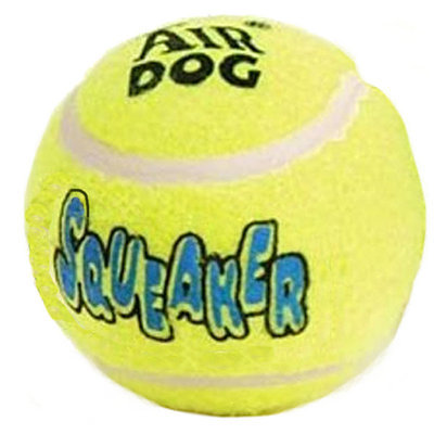Large Air Kong® Squeaker Tennis Balls, each