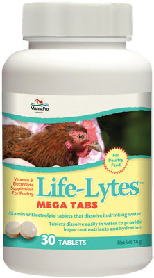 Life-Lytes™ Mega Tabs, 30 count bottle