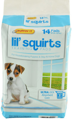 Lil' Squirts Training Pads