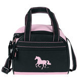 """Lila"" Galloping Horse Lunch Cooler"