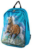 Lila Galloping Palomino Backpack