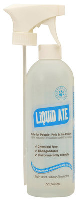 Liquid Ate Pet Accident Enzyme Cleaner