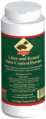 Litter & Kennel Odor Control, 2 lb
