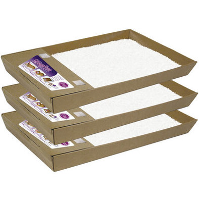 3 pack Dye/Perfume Free Replacement Trays