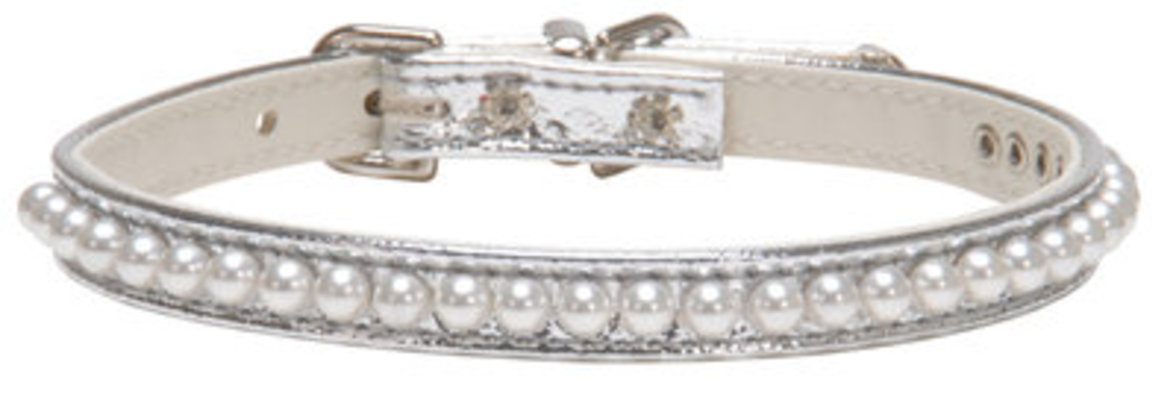 Little Pearl Dog Collars