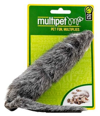 Long Mouse Cat Toy, 5.5""