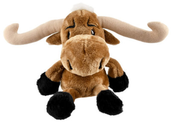 Plush LongHorn Steer