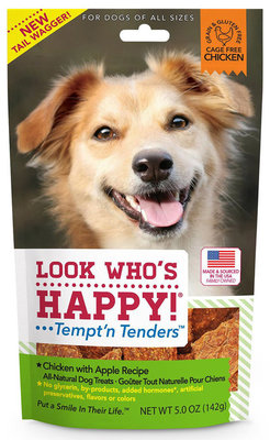 Look Who's Happy Tempt 'n Tenders, 5 oz