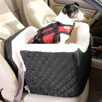 Lookout Dog Car Seat w/o Drawer, Small