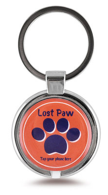 Lost Paw NFC Pet Parent Keychain (Beta)