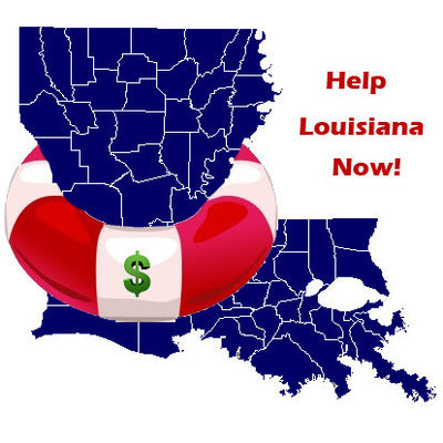 Louisiana Flood Donations