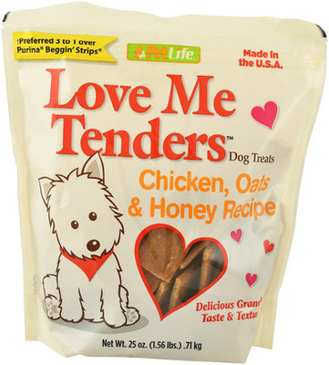 Love Me Tenders Dog Treats