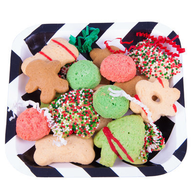 Lucky Dog Holiday Treats, 8 oz