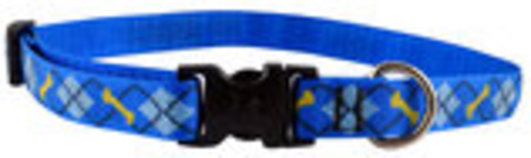 "Lupine 3/4"" W Medium Dog Collars (15"" - 25""L)"