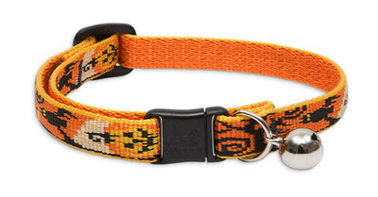 "Lupine ""Spooky"" Cat Collar"