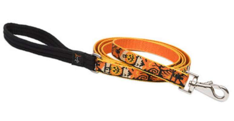 "Lupine ""Spooky"" Leashes"