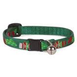 "1/2"" Lupine ""Stocking Stuffer"" Cat Collar w/ Bell, 8""-12"""