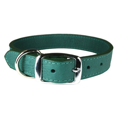"Luxe Leather Dog Collars, 22""-26"""