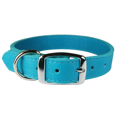 "Luxe Leather Collars, 22""-26"""