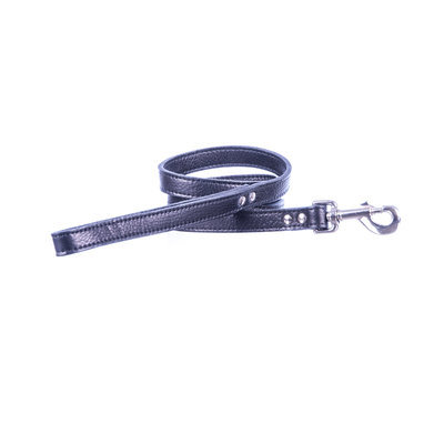 """Luxe Leather Lead 1/2"""" x 4'"""