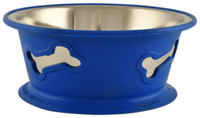 Magic Suction Cup Dog Bowl, Assorted Colors
