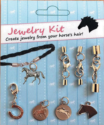 Make Your Own Horsehair Jewelry with Charms