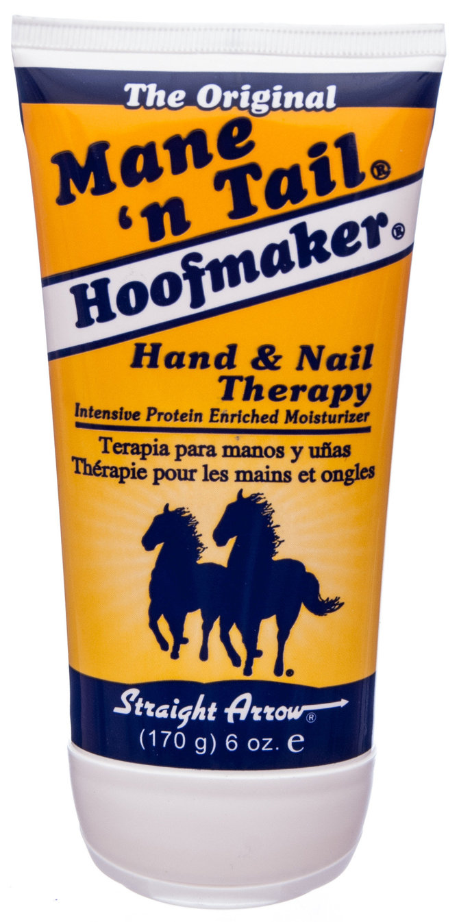 Mane \'n Tail Hoofmaker, Hand & Nail Therapy For Humans, 6 oz ...