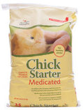Medicated Chick Starter, 25 lb bag