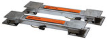 Heavy-Duty Manual Squeeze Chute Loadbars