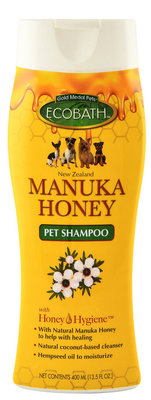 Ecobath Pet Shampoo with Manuka Honey