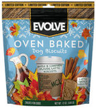 Evolve Limited Edition Maple & Cinnamon Flavor Latte Biscuits