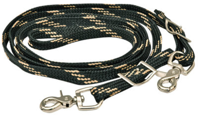 Martin Braided Nylon Roping Rein